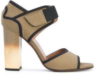 Marni Ombré heel technical sandals