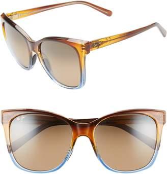 Maui Jim Alekona 55mm Sunglasses