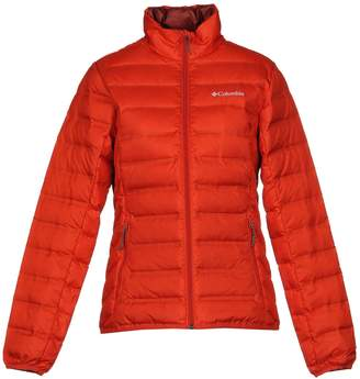 Columbia Synthetic Down Jackets - Item 41804179MT