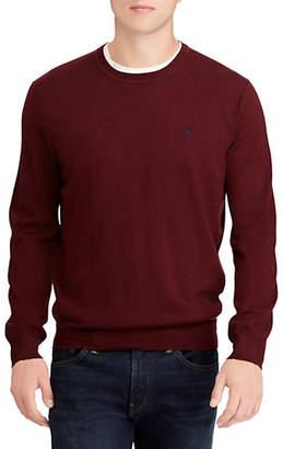 Polo Ralph Lauren Big Tall Crewneck Merino Wool Sweater