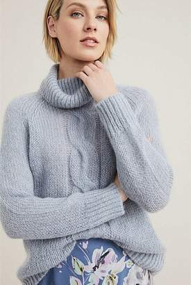 Witchery Mohair Cable Knit