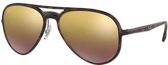 Ray-Ban Men's Nylon Aviator Sunglasses