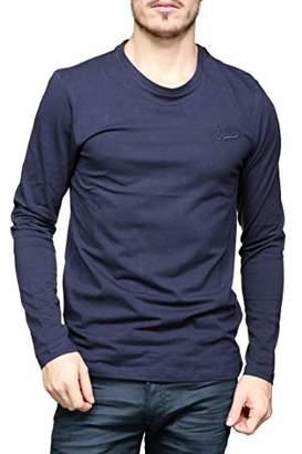 Redskins Men's Inspi Calder Long-Sleeved Top, (Navy Blue), Small
