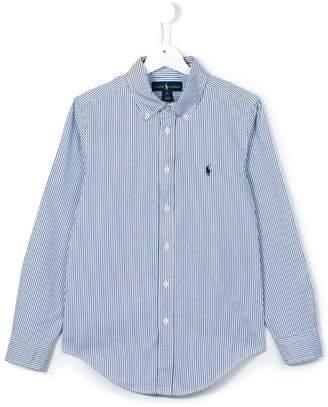 Ralph Lauren striped button down shirt