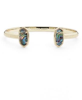 Women's Kendra Scott 'Elton' Station Cuff Bracelet $55 thestylecure.com