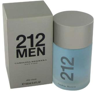 212 by Carolina Herrera AFTERSHAVE 3.4 OZ for MEN -(Package Of 6)