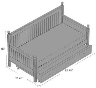 Birch Lane Hampton Daybed Accessories: Without Trundle,