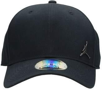 Nike Black Cotton Jumpman Cap