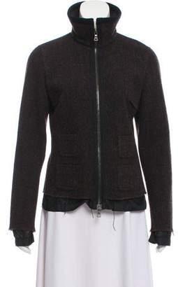 Prada Sport Lightweight Wool Jacket