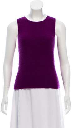 Isaac Mizrahi Cashmere Sleeveless Sweater