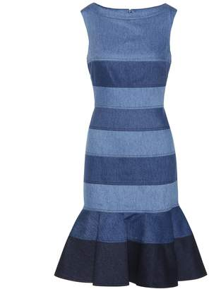 Carolina Herrera Solid dress