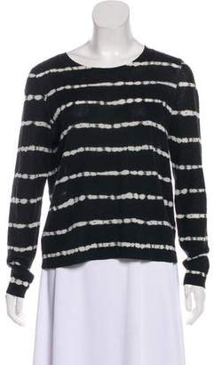 Joie Patterned Cashmere Sweater