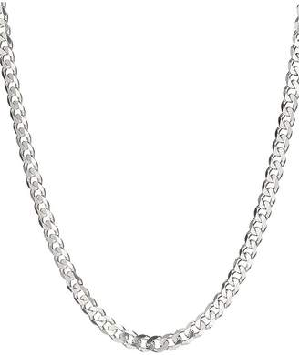 DAY Birger et Mikkelsen The Love Silver Collection Sterling Silver 1oz Solid Diamond-Cut Curb Chain