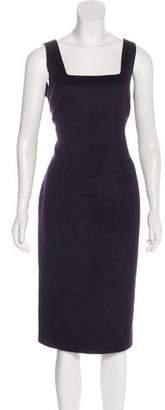 Michael Kors Wool & Angora-Blend Dress w/ Tags