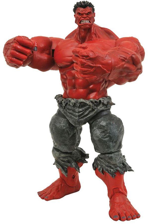 Diamond Select Toys Marvel Select Red Hulk Action Figure