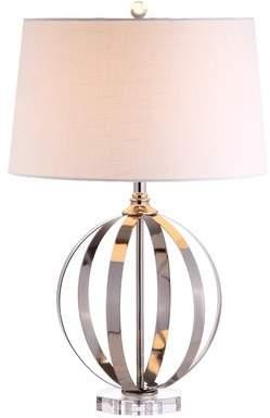 Orren Ellis Steffey Metal Orb 26 Table Lamp