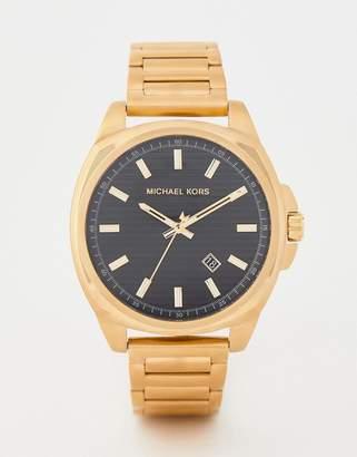 Michael Kors MK8658 Bryson watch in gold 42mm