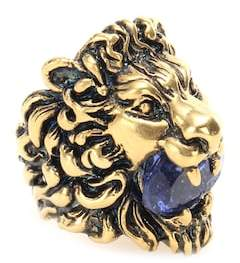 Gucci Embellished ring