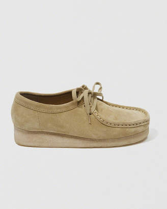 Abercrombie & Fitch Clarks Wallabee Shoes