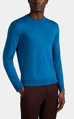 Paul Smith Men's Merino Wool Crewneck Sweater - Lt. Blue