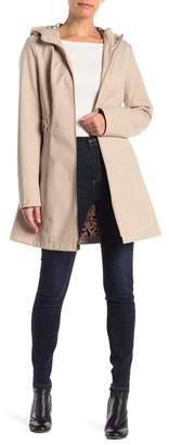 Via Spiga Walker Zip Front Jacket (Petite)