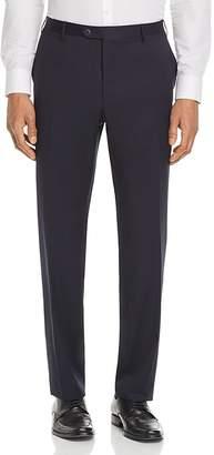 Corneliani Basic Solid Regular Fit Dress Pants