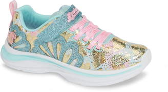c7c6388aa95e Skechers Double Dreams Shimmer Sneaker