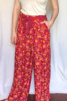 Smash Wear Floral Print Pant