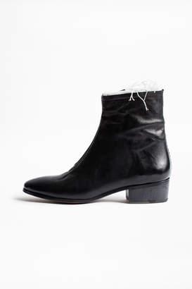 Zadig & Voltaire Break Boots