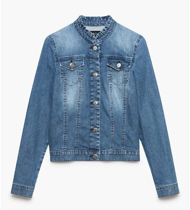 Ada - Jeansjacke - jeansblau