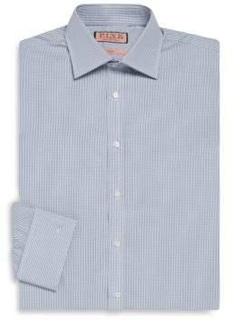 Thomas Pink Vienna Classic-Fit Check Dress Shirt