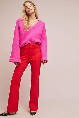 20a0e175f674 Anthropologie Essentials by The Essential Pintucked Pants