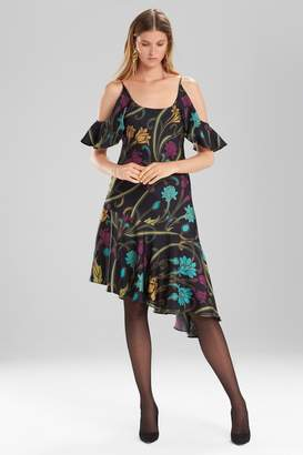 Natori Josie Japanese Nouveau Dress