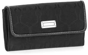George Time and Tru Women's Flap Wallet