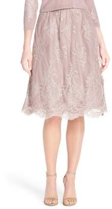 Jenny Yoo Arianna Lace Skirt