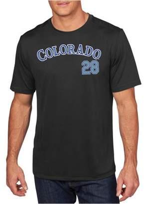 MLB Colorado Rockies Nolan Arenado Big Men's Short Sleeve Tee