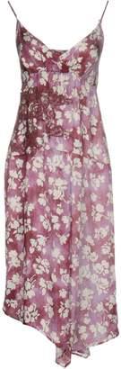 Manila Grace DENIM Knee-length dresses