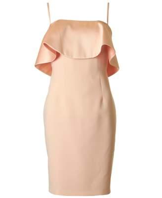 Forever Unique Lori Peplum Top Pencil Dress