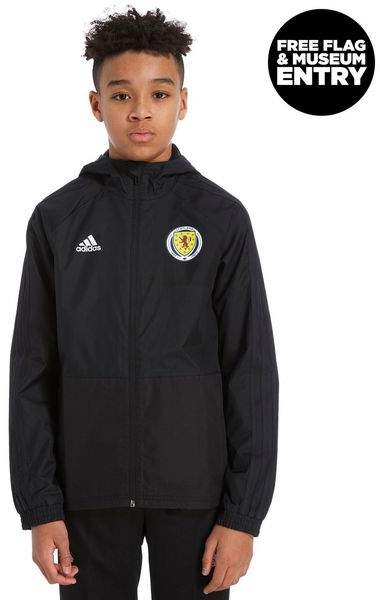 Scotland FA 2018 Rain Jacket Junior