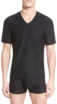 Men's Exofficio 'Give-N-Go' Mesh V-Neck T-Shirt $40 thestylecure.com