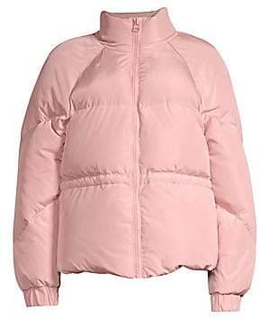 Ganni Women's Tech Down Puffer Jacket