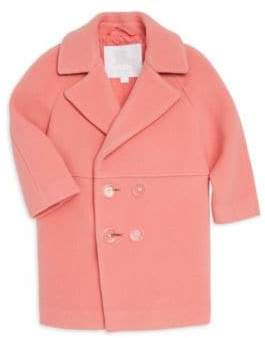 Burberry Little Girl's& Girls Edia Wool Coat