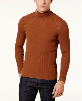 INC International Concepts I.n.c. Men's Ribbed Turtleneck Sweater