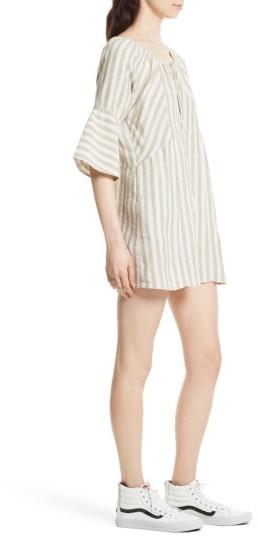 Women's Free People Folk Town Minidress 4
