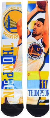 For Bare Feet Klay Thompson Golden State Warriors Pro Stripe Player 308S Crew Sock