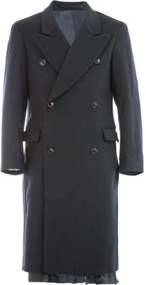 Hed Mayner double breasted coat