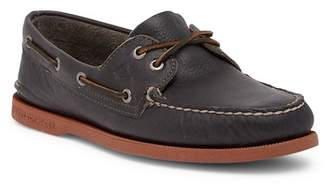 Sperry Authentic Original Leather 2-Eye Boat Shoe