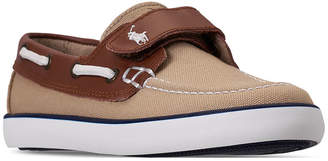 Polo Ralph Lauren Little Boys' Sander Ez Casual Sneakers from Finish Line
