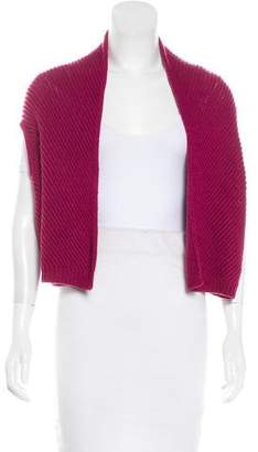 Max Mara Cashmere Sleeveless Shrug