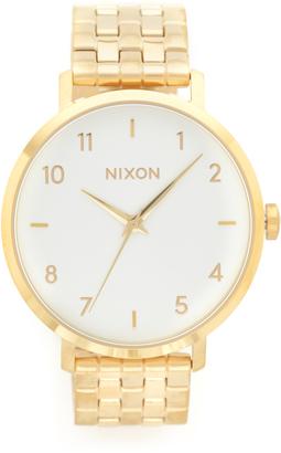 Nixon Arrow Watch $200 thestylecure.com